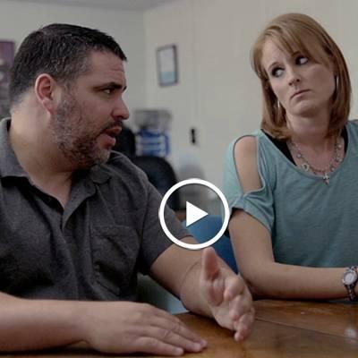 Andy & Charlene Osborne interview